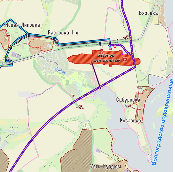 Аэропорт в Сабуровке сможет