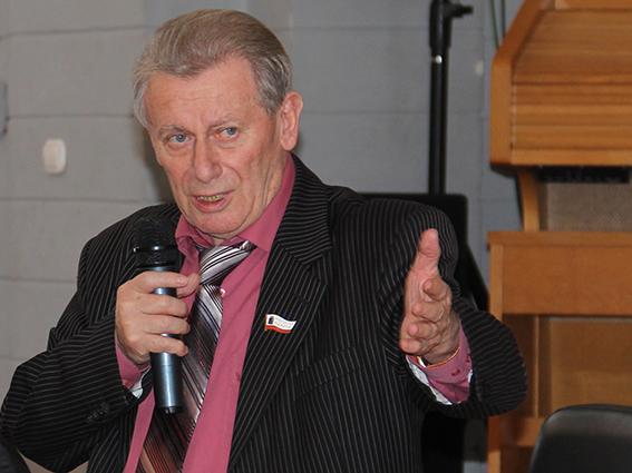 Александр Ландо считает, что траты на содержание Общественной палаты надо увеличить - Общественное мнение Саратов Новости Сегодня
