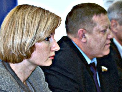 Праймериз-2016 по всей стране будут курировать Николай Панков и Ольга Баталина - Общественное мнение Саратов Новости Сегодня