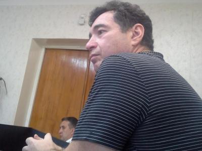 Допрос Юрия Виткина по делу Сергея Вилкова