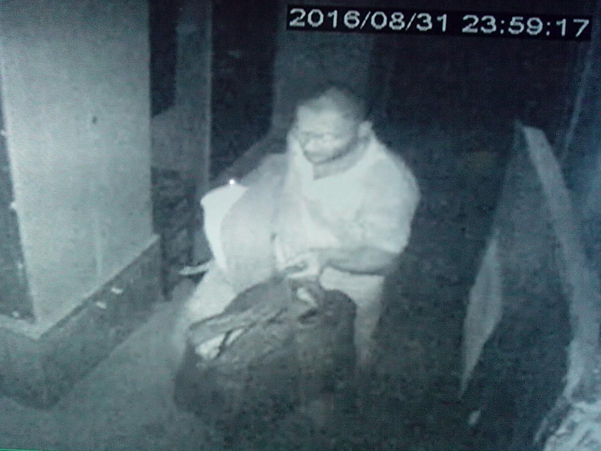 Полицейские просят саратовцев посодействовать впоимке правонарушителя