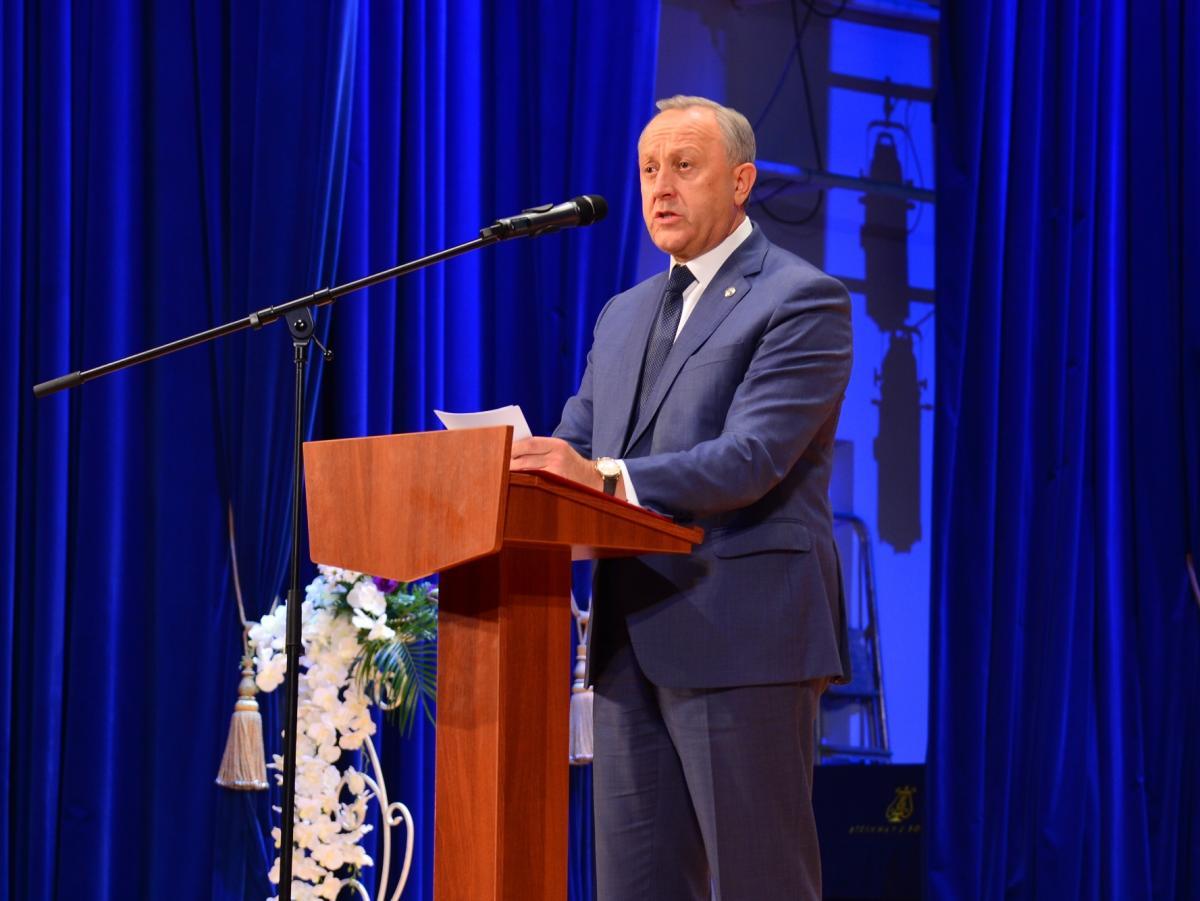 Валерий Радаев: «Саратов вправе претендовать название лучшего города Поволжья»