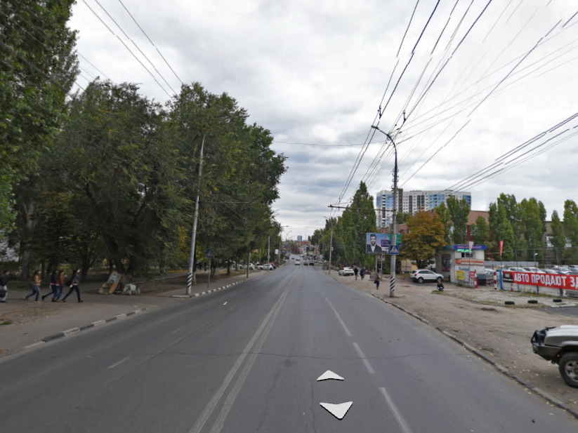 Наремонт закрывается существенный отрезок улицы Чернышевского