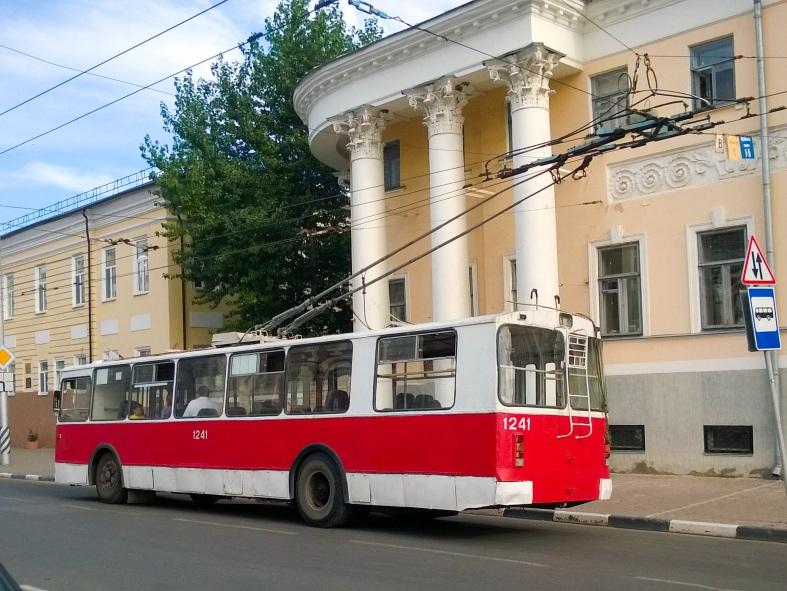 ВСаратове заработал новый троллейбусный маршрут