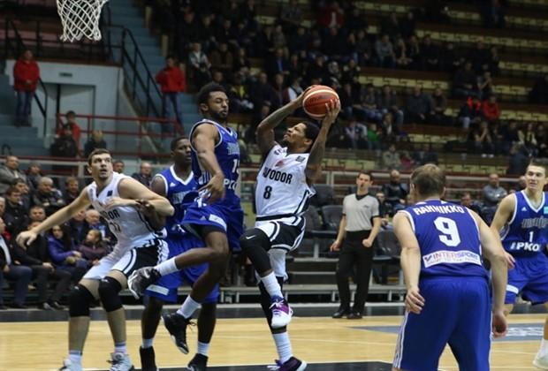 Саратовский «Автодор» победил финский клуб «Катая» вматче Лиги чемпионов FIBA
