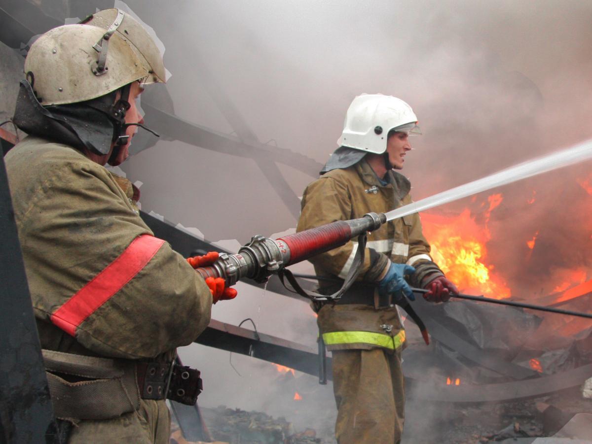 ВСаратовской области после пожара найдено тело 53-летнего мужчины