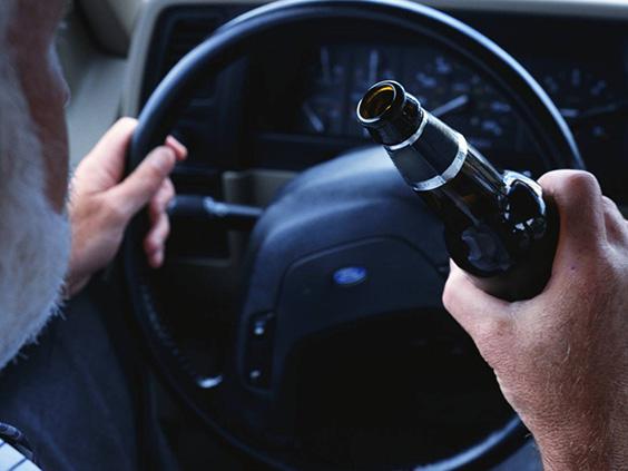 Завыходные вСаратове задержали 13 нетрезвых водителей
