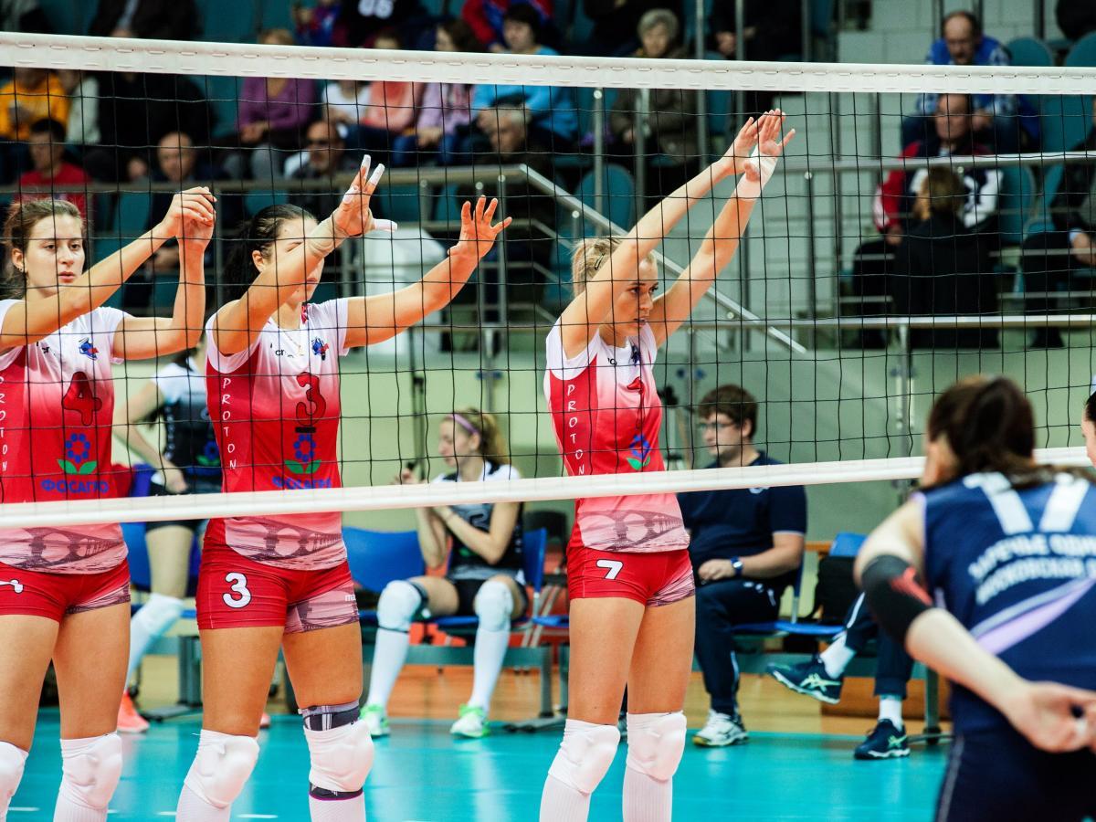 Казанское «Динамо» обыграло «Протон» исохранило первое место вчемпионате РФ