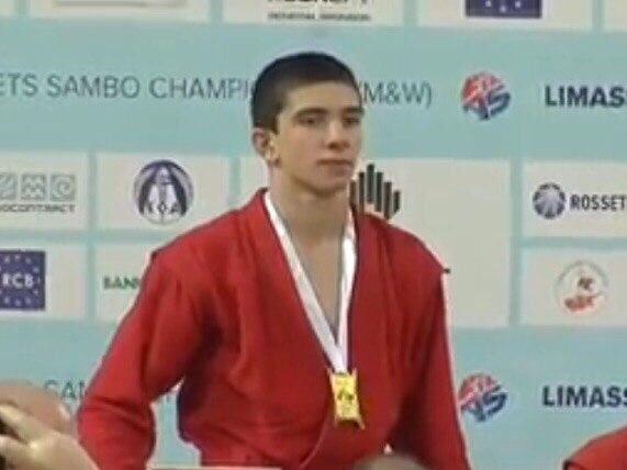 Матвей Исаков изСлободского стал 3-м начемпионате мира посамбо