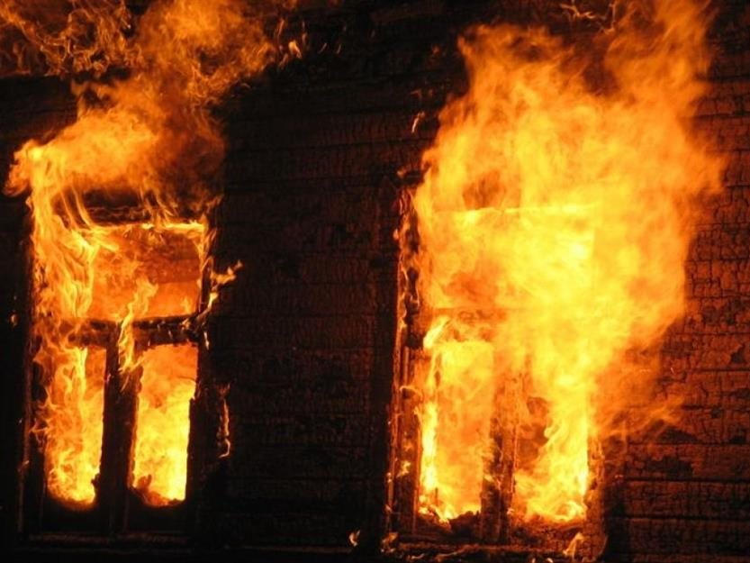 Напожаре вКалининске погибла пенсионерка