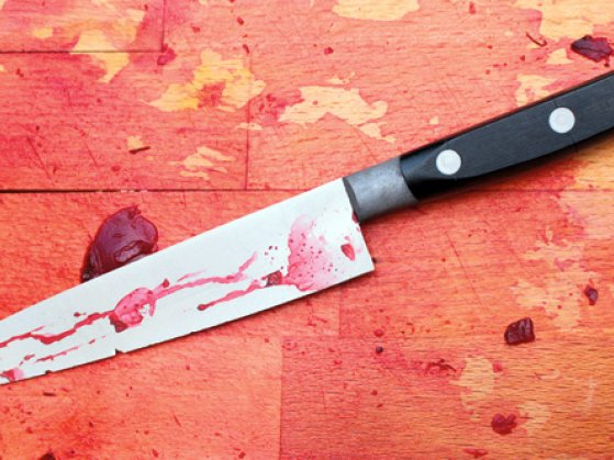 Под Саратовом женщина убила буйного мужа одним ударом ножа вногу