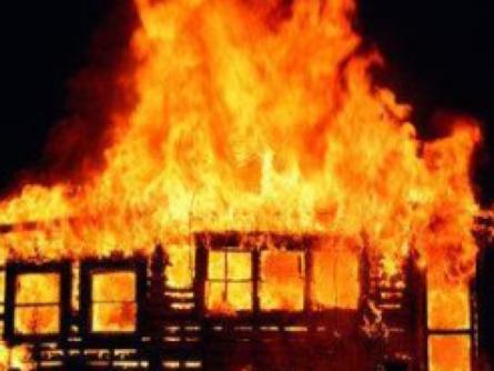 Проводится проверка пофакту смерти напожаре 81-летней пенсионерки