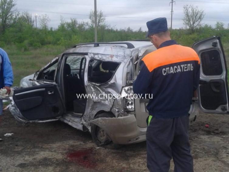 Один изпострадавших в трагедии с фургоном скончался всаратовской клинике