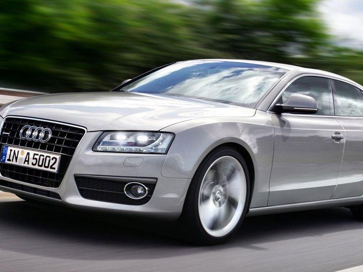 НаТархова вСаратове остановлена «Audi A5» счужими номерами