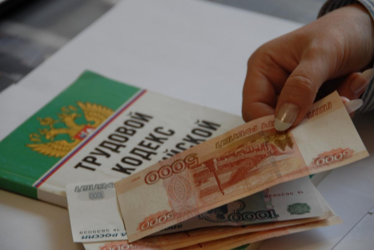 Строительная компания задолжала сотрудникам 1,8 млн руб.