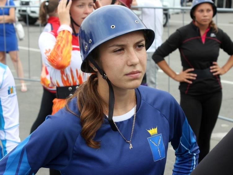 Жительница Саратова выиграла чемпиона мира попожарному спорту