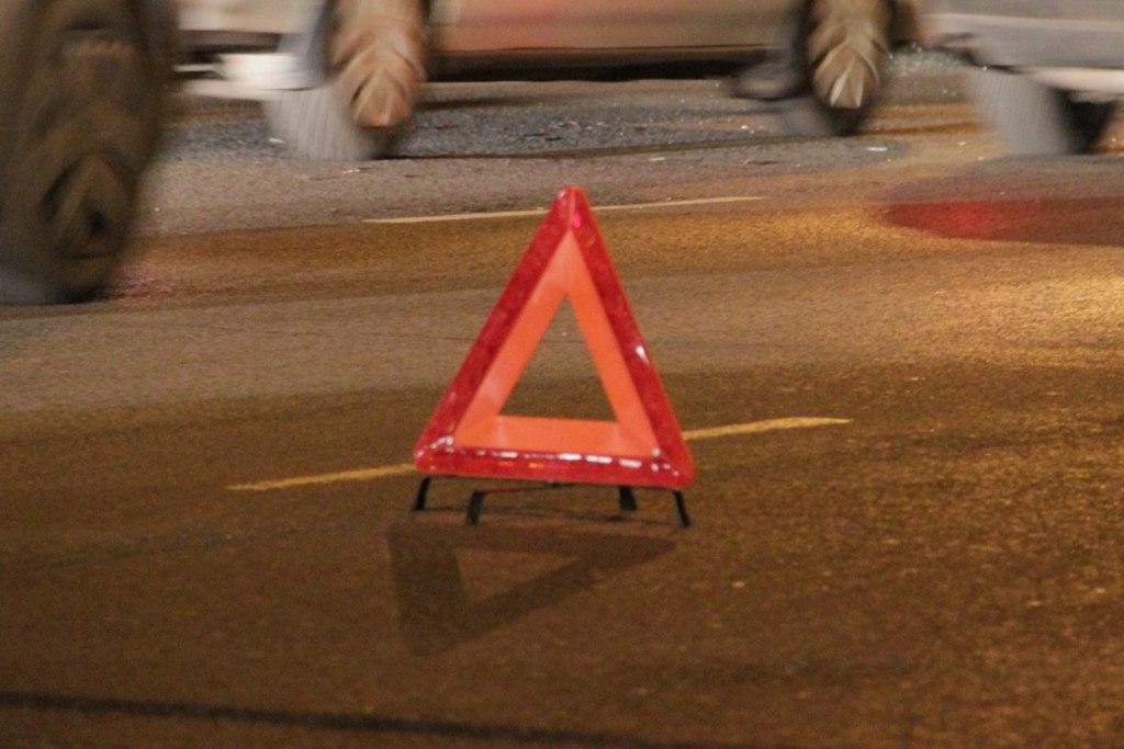 ВСаратове шофёр иномарки сбил пешехода иустроил погоню