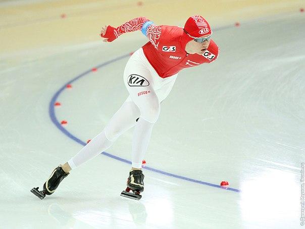 Саратовский конькобежец пробился наолимпиаду