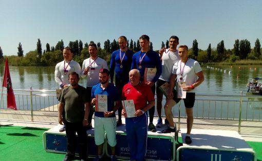 Алтайский гребец Андрей Крайтор стал вторым наКубке Российской Федерации