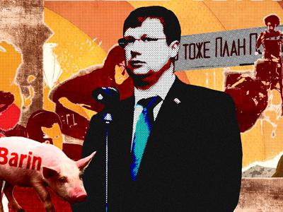 Денис Фадеев: быстрый-быстрый путь наверх - Общественное мнение Саратов Новости Сегодня