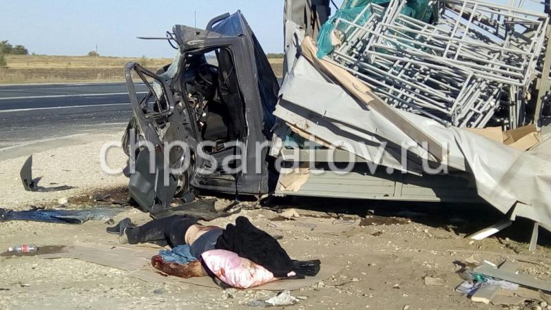 Шофёр авто умер врезультате дорожного происшествия натрассе