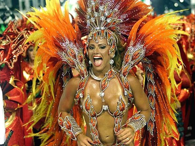 фото карнавал в бразилии 2016