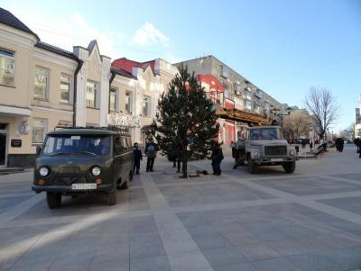Вячеслав Володин раскритиковал городские власти за плохую уборку снега на новой пешеходной зоне