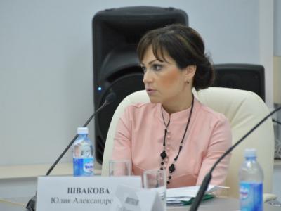 Режем look. Юлия Швакова